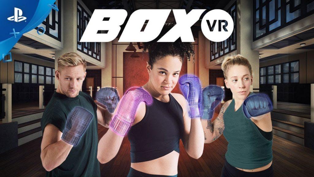 BoxVR - Ein Fitness Game für Senioren? 1